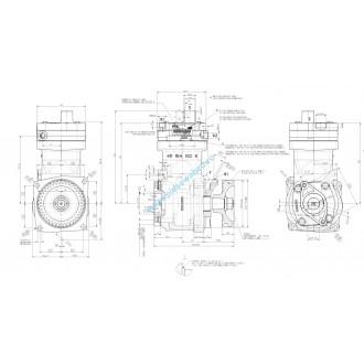 Compresor aer