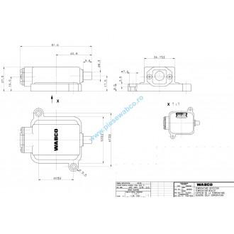 Detector temperatura