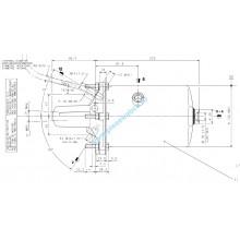 Acuator hidraulic